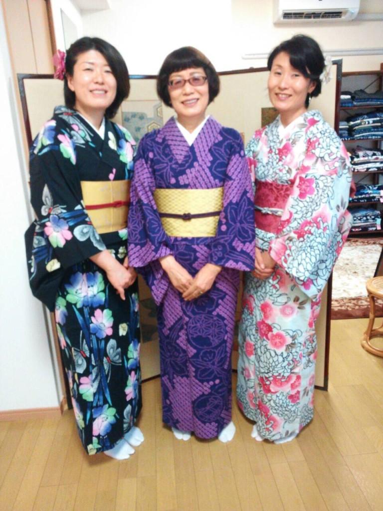 母娘一日京都旅楽しまれました♪あいにくの雨でしたので、美術館めぐりを愉しまれたそうです。